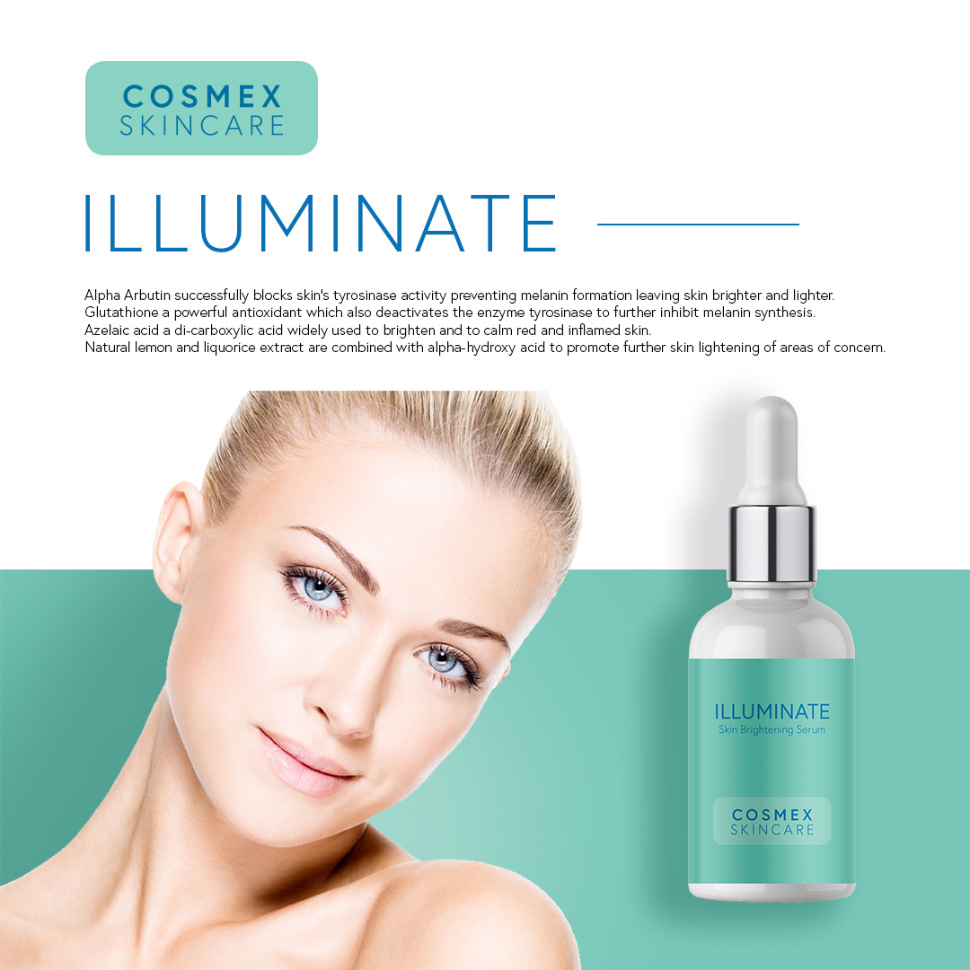 Illuminate - Skin Brightening Serum