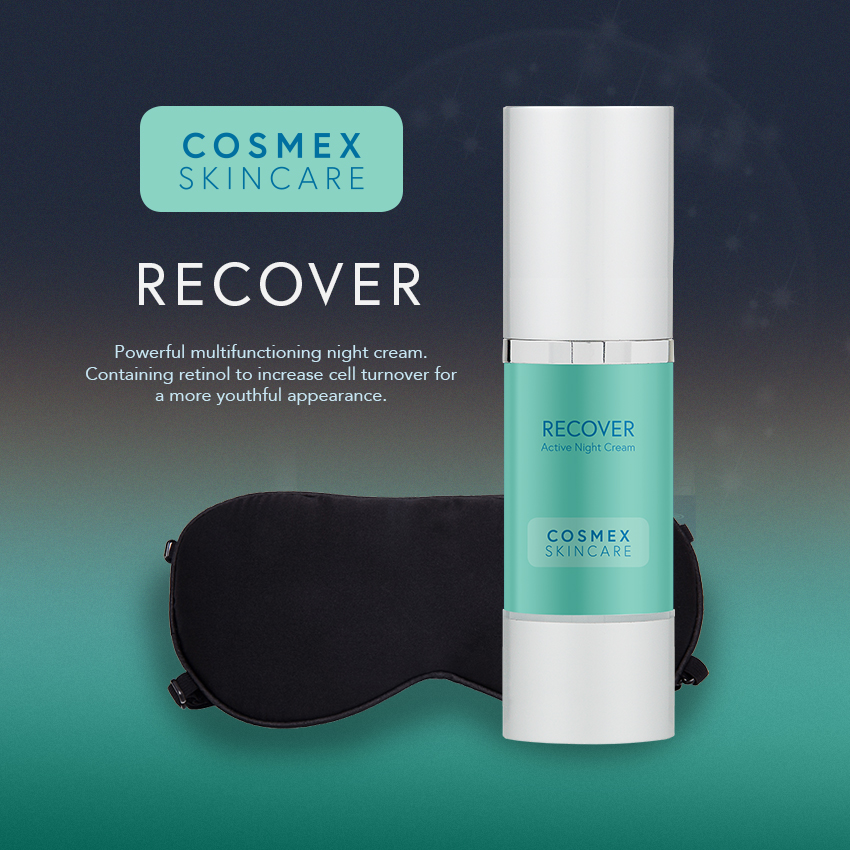 Recover - Active Night Cream
